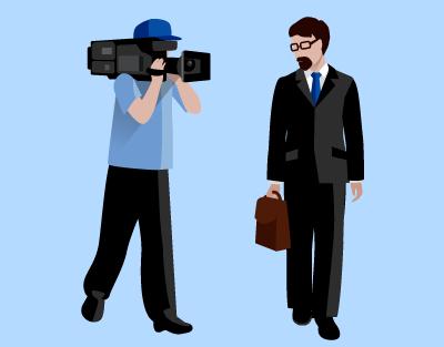 動画カメラマン