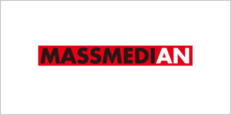 マスメディアンのロゴ