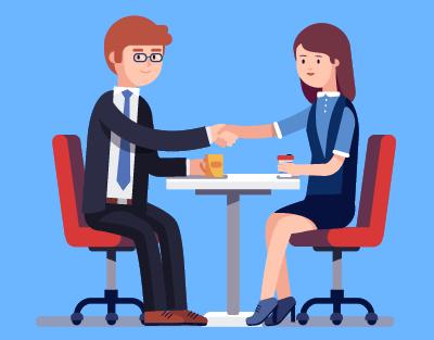 転職エージェントは代わりに給与交渉をしてくれる