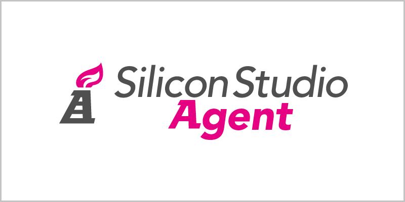 シリコンスタジオエージェントのロゴ