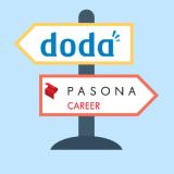 dodaとパソナキャリア
