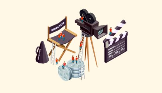 映像業界におすすめの転職エージェント5選【未経験可も】