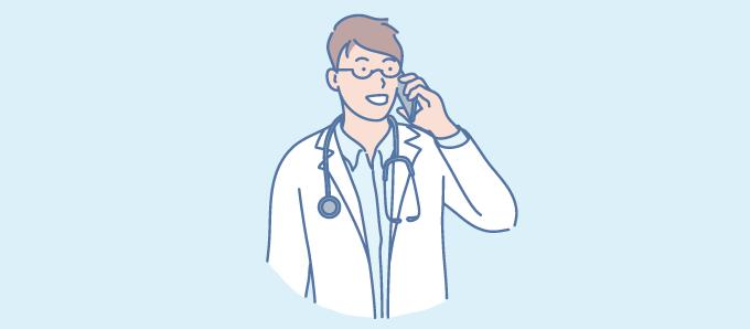 登録する医師