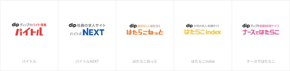 ディップのサービス