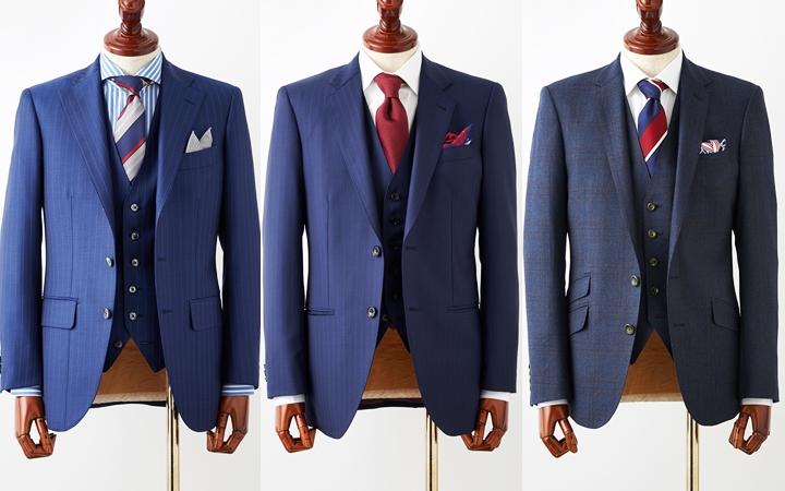 e7dbf0d7cd9b7 男らしさを極める!スリーピーススーツをカッコ良く着こなす3つの ...