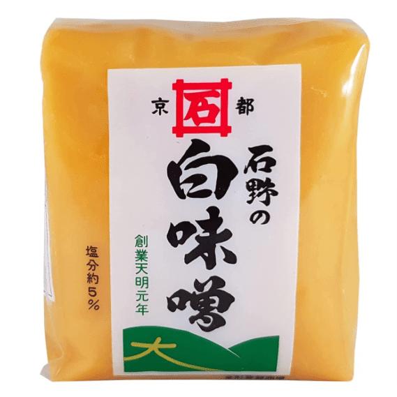 石野白味噌 特醸