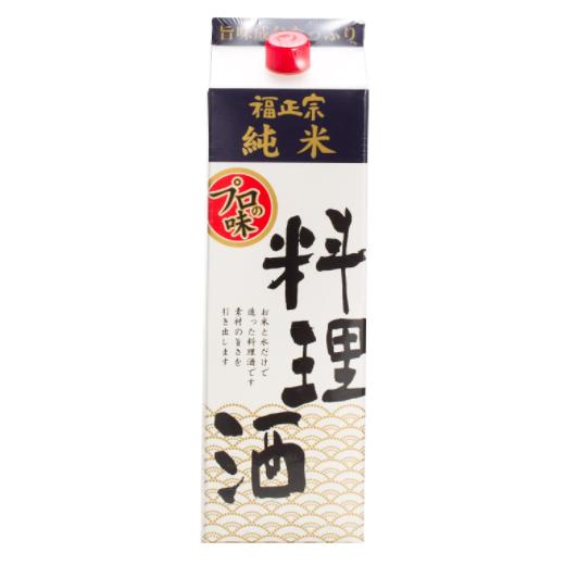 福正宗 純米 料理酒