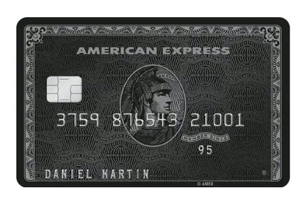American Express センチュリオンカード