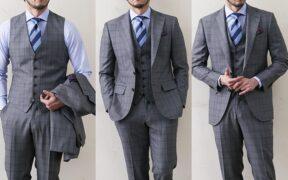スーツにベストを着る時の3つのポイント|ボタンのマナー知ってますか?