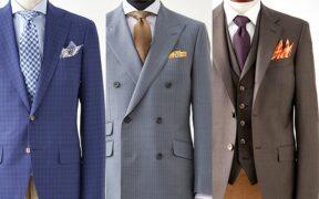 意外と知らないスーツの種類|失敗しない定番スタイルをスタイリストが解説