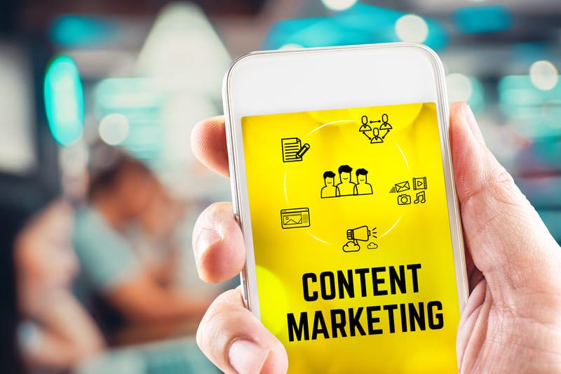 オウンドメディアはコンテンツマーケティングの手法