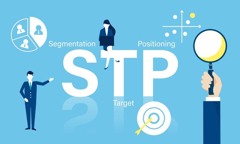 マーケティングミックスとSTP戦略