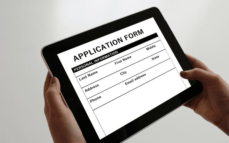 EFO 申込フォームの最適化