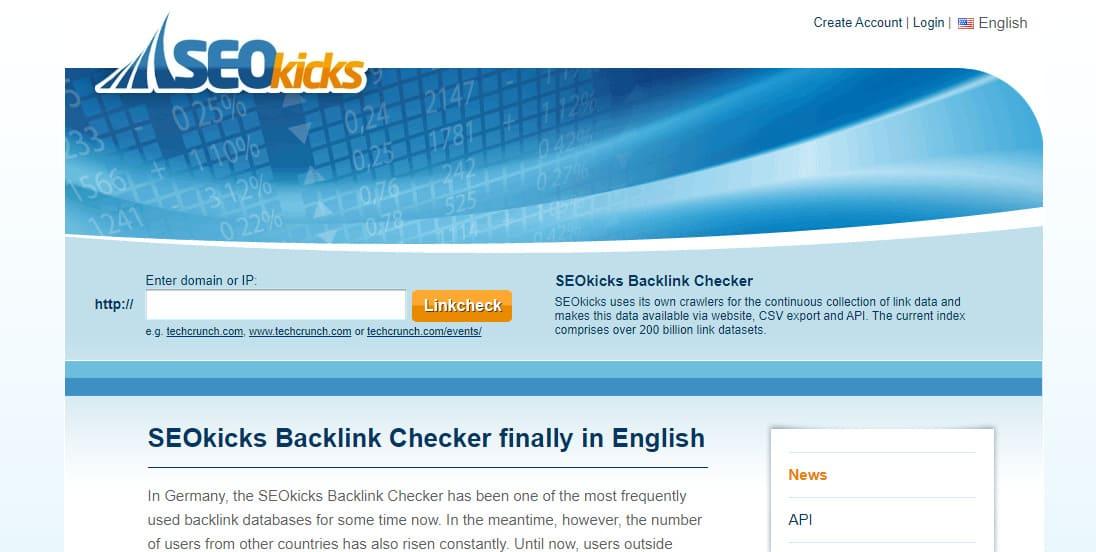 SEOkicks 公式サイトキャプチャ